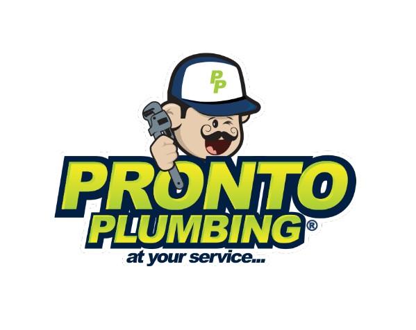 Logo Pronto Plumbing Portfolio 3Metas