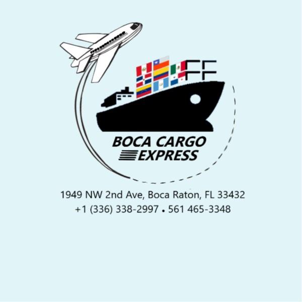Logo Boca Cargo Portfolio 3Metas