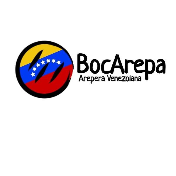 Logo BocArepa Portfolio 3Metas