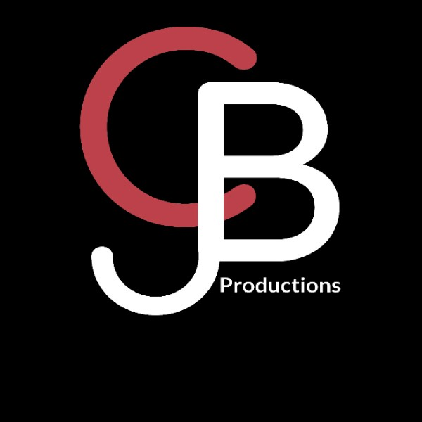 Logo CBJ Productions Portfolio 3Metas