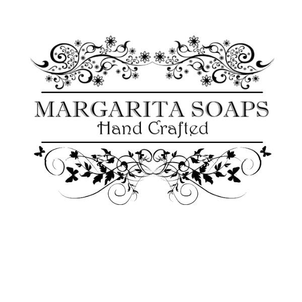Logo Margarita Soaps Portfolio 3Metas