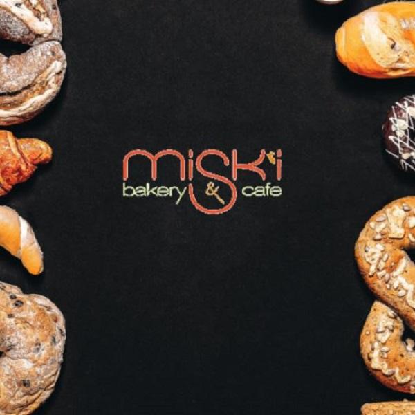 Logo Miski Bakery Portfolio 3Metas